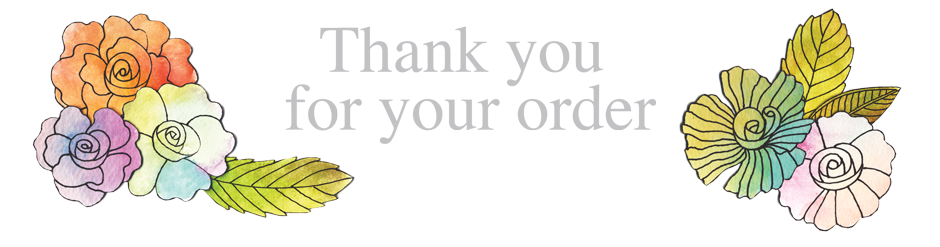 Thank You For Your Order >> Thank-you-for-your-order